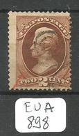 EUA Scott 146  YT 40 Very Good Ob - 1847-99 General Issues