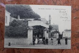 DE TOURS A VOUVRAY (37) - RESTAURANT BONNEAU - Tours