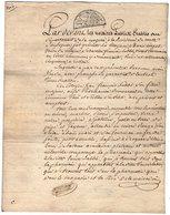 VP12.048 - METZ - Acte An 6  - Entre Mr LABBE Pharmacien & Marie CORNET Veuve LABBE Vente De Pharmacie - Manuscrits