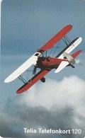 Sweden - Acrobatic Flight - Flygplan, Dubbeldäckare - Sweden
