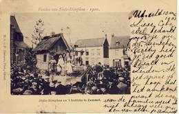 Geel Feesten Van Sinte-Dimphna 1900 Sinte-Dimphna En 't Hutteke Te Zammel - Geel