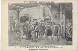 Montreuil-sur-Mer - Hôtel De France - Montreuil
