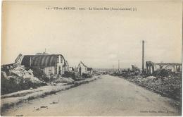 Vitry-en-Artois - 1920 - La Grande Rue - Vitry En Artois