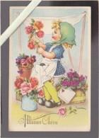 Illustrateur Gougeon - Fete Des Meres - A Maman Chérie - 9 X 14cm - Gougeon