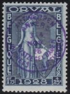 Belgie       .    OBP       .   266 E         .    *      .     Ongebruikt   .    /    .    Mint-hinged - België