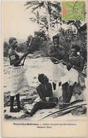 CPA Nouvelles Hébrides Non Circulé Timbré Salomon Boys - Postcards