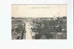 MARCELCAVE (SOMME)  1 VUE PANORAMIQUE AVEC EGLISE 1916 - France