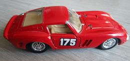 Ferrari 250 GTO - 1963 - Solido 1/43ème - Solido