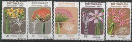 1977 BOTSWANA 345-49** Fleurs - Botswana (1966-...)