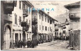 OULX - Via Principale - Italy