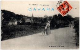 28 DROUE - Vue Générale - France