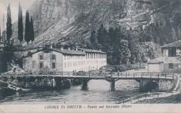 T.979.  CANALE DI BRENTA - Ponte Sul Torrente Oliero - 1917 - Vicenza - Otras Ciudades