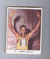 ABEBE BIKILA......ATHLETICS...ATLETICA...OLIMPIADI...OLYMPICS - Athletics
