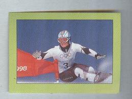 ROSS REBAGLIATI.....SCI...PATTINAGGIO...SKATING...PATINAGE..HOCKEY....BOB......SKI - Winter Sports