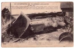 1378 - La Catastrophe De Villepreux-Les-Clayes - ( 18 Juin 1910 ) - Disasters