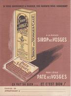 ANCIEN PROTEGE CAHIER / SIROP Et PATE Des VOSGES / BD Pierre Et PAUL / Pierre LACROIX - Protège-cahiers
