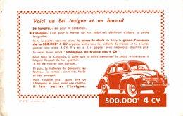 BUVARD   500.000 E 4 CV - Automotive