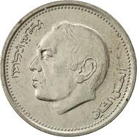 Monnaie, Maroc, Al-Hassan II, 1/2 Dirham, 1987, TTB, Copper-nickel, KM:87 - Maroc
