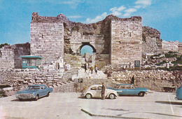 TURCHIA - Türkiye - Izmir - Selcuk Harabeleri - The Gate Of Persecution - Auto VW Maggiolino - Turchia