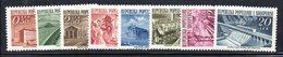 199 - 490 - ALBANIA 1953 ,   Yvert N. 454/461  Nuovo  ***  MNH .  Ordinaria - Albania