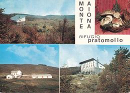 GENOVA - Borzonasca - Rifugio Monte Aiona - Pratomollo - 3 Vedute + Funghi Porcini - Genova (Genoa)