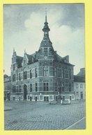 * Waremme - Borgworm (Liège - La Wallonie) * (SBP, Nr 19) Hotel De Ville, Town Hall, Stadhuis, TOP, Unique, Rare - Borgworm
