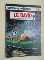 STR14 : Album Souple Broché DUPUIS LES TUNIQUES BLEUES / LE DAVID Edition Originale De 1982 Coté 15 € - Sammy
