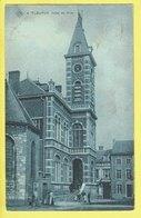 * Fleurus (Hainaut - Henegouwen - Wallonie) * (SBP, Nr 4) Hotel De Ville, Town Hall, Stadhuis, Animée, Rare, Old, Unique - Fleurus