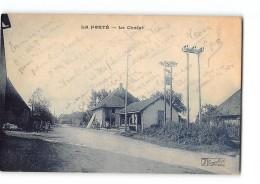CPA 39 La Ferté Le Chalet - France