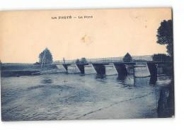 CPA 39 La Ferté Le Pont - France