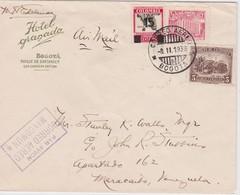 COLOMBIE 1939 LETTRE DE BOGOTA - Colombie