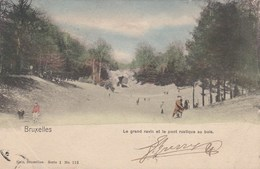 BRUXELLES / BRUSSEL /  BOIS DE LA CAMBRE / LE GRAND RAVIN - Forests, Parks