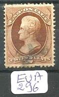 EUA Scott 146 YT 40 # - 1847-99 General Issues