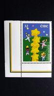 Irland 1223 **/mnh, EUROPA/CEPT 2000, Sternenturm - 1949-... Repubblica D'Irlanda
