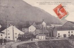 01 - CONFORT - INTERIEUR DU VILLAGE - LIGNE DU TRAMWAY - Autres Communes
