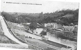 BOUSSAY  N 17  VALLEE DE LA SEVRE A BAPAUME    DEPT 44 - Boussay
