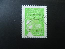TIMBRE FRANCE N° 3450   OBLITERE - 1997-04 Marianne Du 14 Juillet