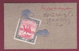 160518 - AFRIQUE SOUDAN - Poste Rat Souris Grignotant Le Timbre - Don't Forget The Stamp Please ! - Sudan