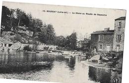 BOUSSAY  N 19  SEVRE AU MOULIN DE BAPAUME     DEPT 44 - Boussay