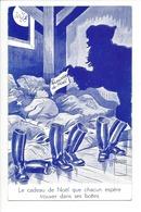 19838 - Occupation Des Frontières 1939-1940 Minouvis Un Cadeau De Noël Que Chacun Espère...Permission - Illustrators & Photographers