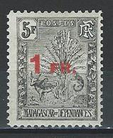 Madagascar Yv. 124, Mi 143 * - Nuevos