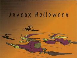CPM Joyeux Halloween (sorcières) - Halloween