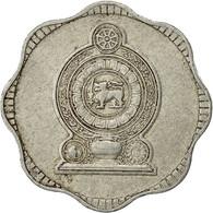 Monnaie, Sri Lanka, 10 Cents, 1978, TB, Aluminium, KM:140a - Sri Lanka