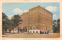 ¤¤   -   CANADA  -  Nouvelle-Ecose  -  Lord Nelson Hotel , HALIFAX , Nova Scotia   -  ¤¤ - Halifax
