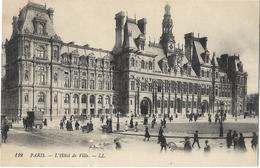 Paris - L'Hôtel De Ville - Autres