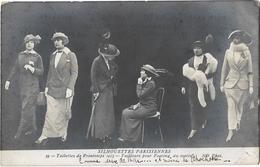 Silhouettes Parisiennes - Toilettes De Printemps 1913 - Tailleurs Pour Footing Du Matin - Autres