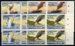 2727- Christmas Island Nº 369/72 - Christmas Island