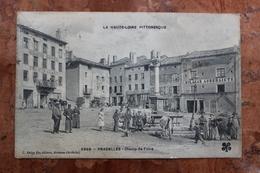 PRADELLES (43) - CHAMP DE FOIRE - LA HAUTE-LOIRE PITTORESQUE - France