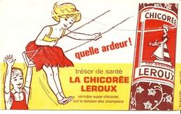 BUVARD CHICOREE LEROUX  BALANCOIRE N2 - Coffee & Tea