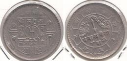 Nepal 50 Paisa 1956 Km#777 - Used - Nepal